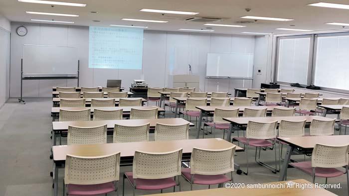 講習室|エル・大阪|ボイラー実技講習