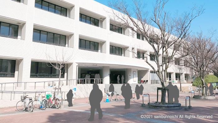 危険物取扱者試験|全学教育講義棟|大阪大学